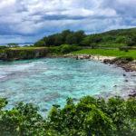 グアムのリゾートゴルフなら!海超えコースがあるオンワードマンギラオ・ゴルフクラブでプレイ!