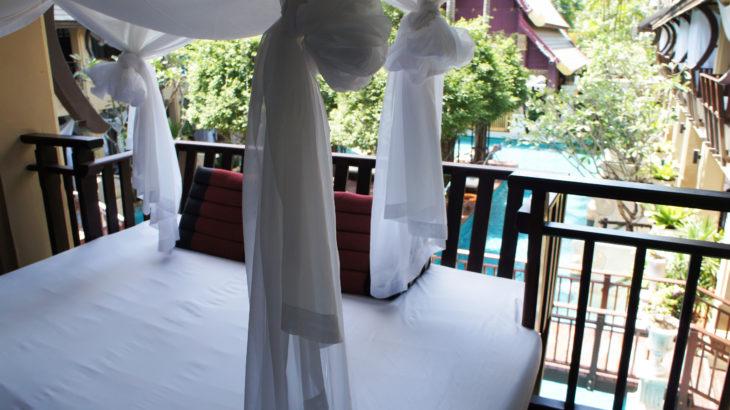 【プーケット】オリエンタルでかわいいのに1泊1万円!ブラサリホテルの宿泊レビューを写真付きでご紹介!