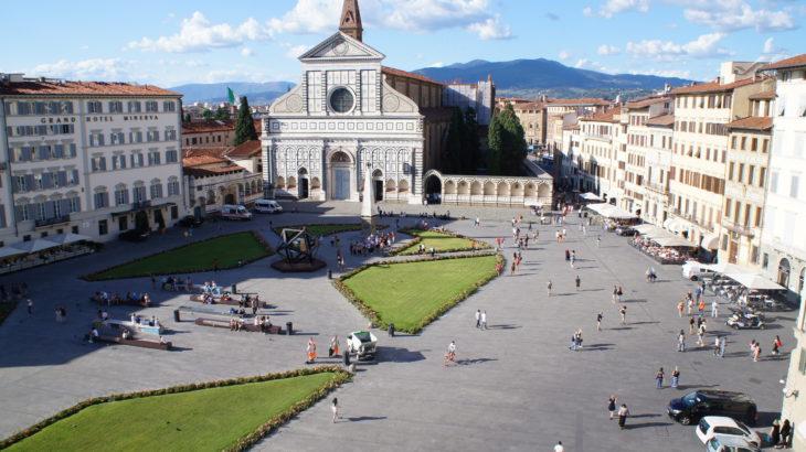 4つ星ホテル泊なのにお得!イタリア・スペイン10日間周遊新婚旅行記5【ローマからフィレンツエへ】】