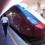 【チケット購入〜乗り方】ローマからフィレンツェまで電車で移動する方法(イタロ)